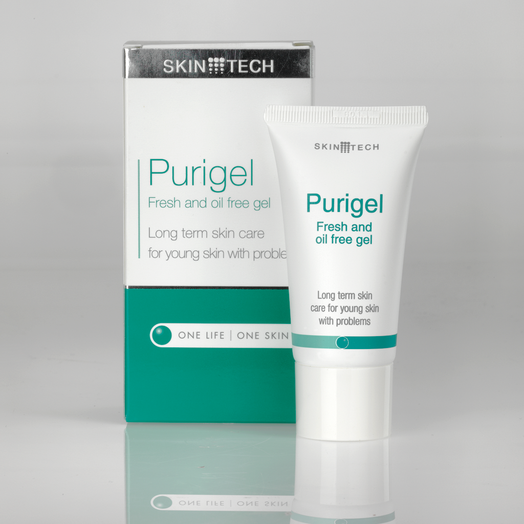 SKIN TECH DAILY CARE Purigel