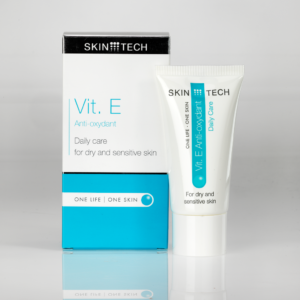 SKIN TECH DAILY CARE Vit. E Anti-oxydant