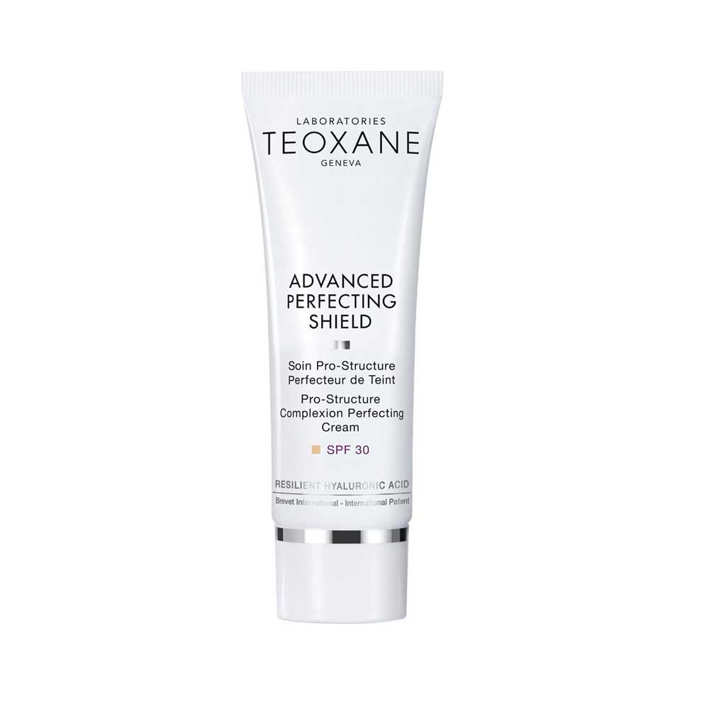 Produkt Bild Teoxane Advanced Perfecting Shield SPF 30 Tube 50ml bei Praxis Adelma Duda, Bachenbülach