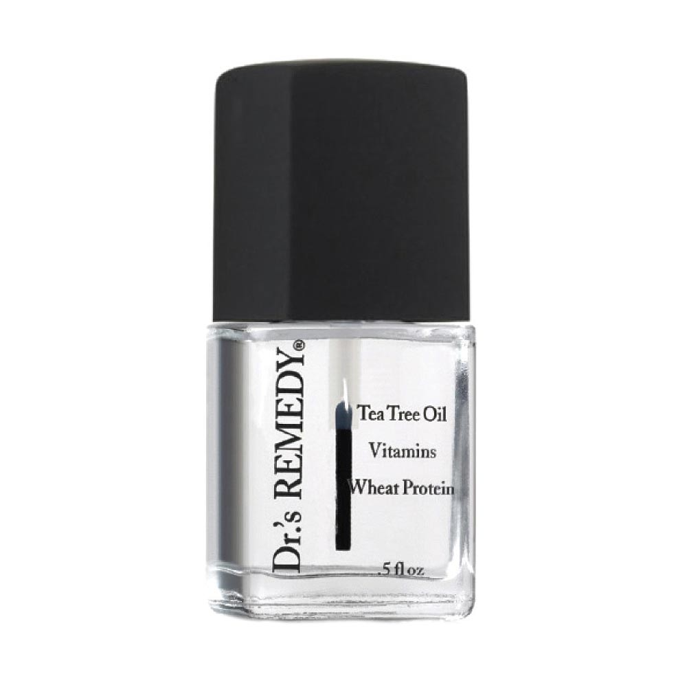 Produktbild 312-00712_Dr.'s Remedy NailPolish Calming-Clear-Top-Coat 15 ml - beruigender Siegellack