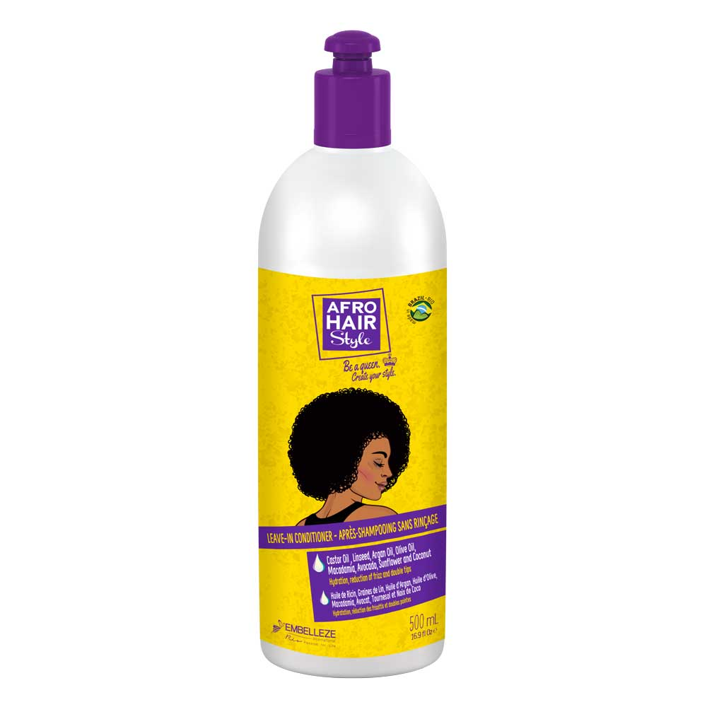 Produktbild Embelleze AfroHair Style Leave-In Conditioner 500g