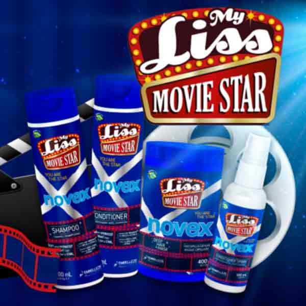 Produktkategoriebild Embelleze My Liss Movie Star - Liso de Cinema