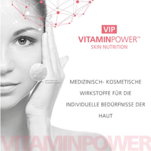 Produktkategorie VIP Vitamin Power von Med Beauty Swiss