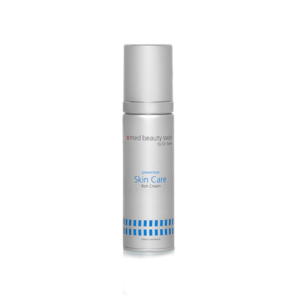 Produktbild zu med Beauty Swiss preventive Skin Care Rich Creme 50ml