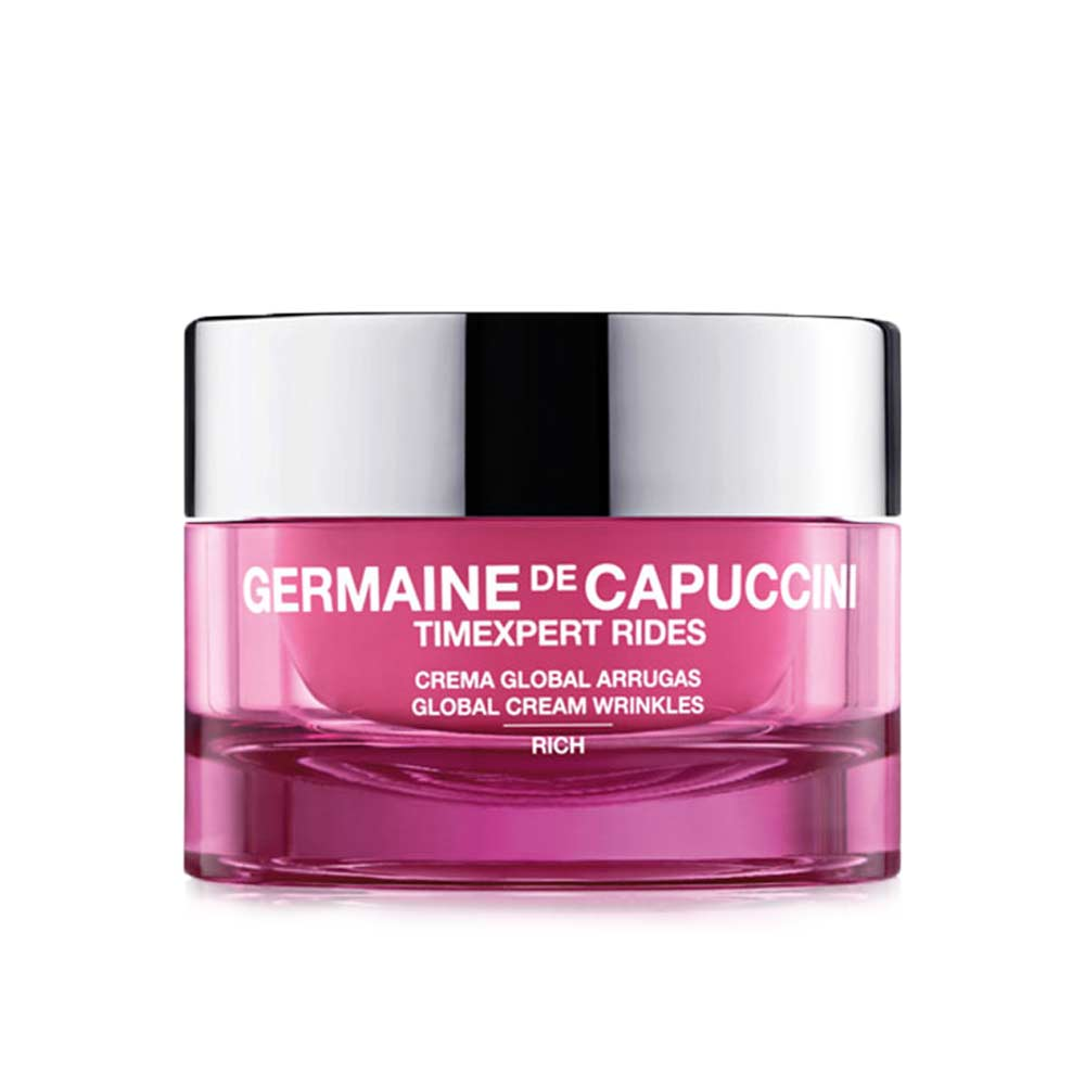 Produktbild von Germaine-de-Capuccini Timexpert-Rides-Global-Cream-Wrinkles-Rich 50ml Dose
